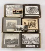 Historische Abbildungen,welche für die Geschichte Kreuznachs wichtig sind