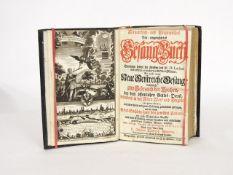Altmärkisch- und Prignitzsches Neu-eingerichtetes Gesang-Buch