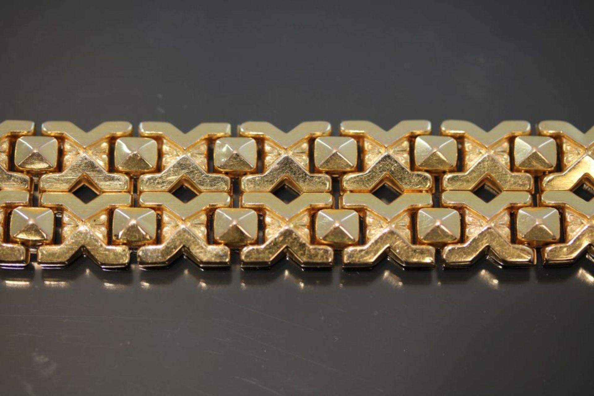 Gold-Amband, 750 Gold - Bild 2 aus 3