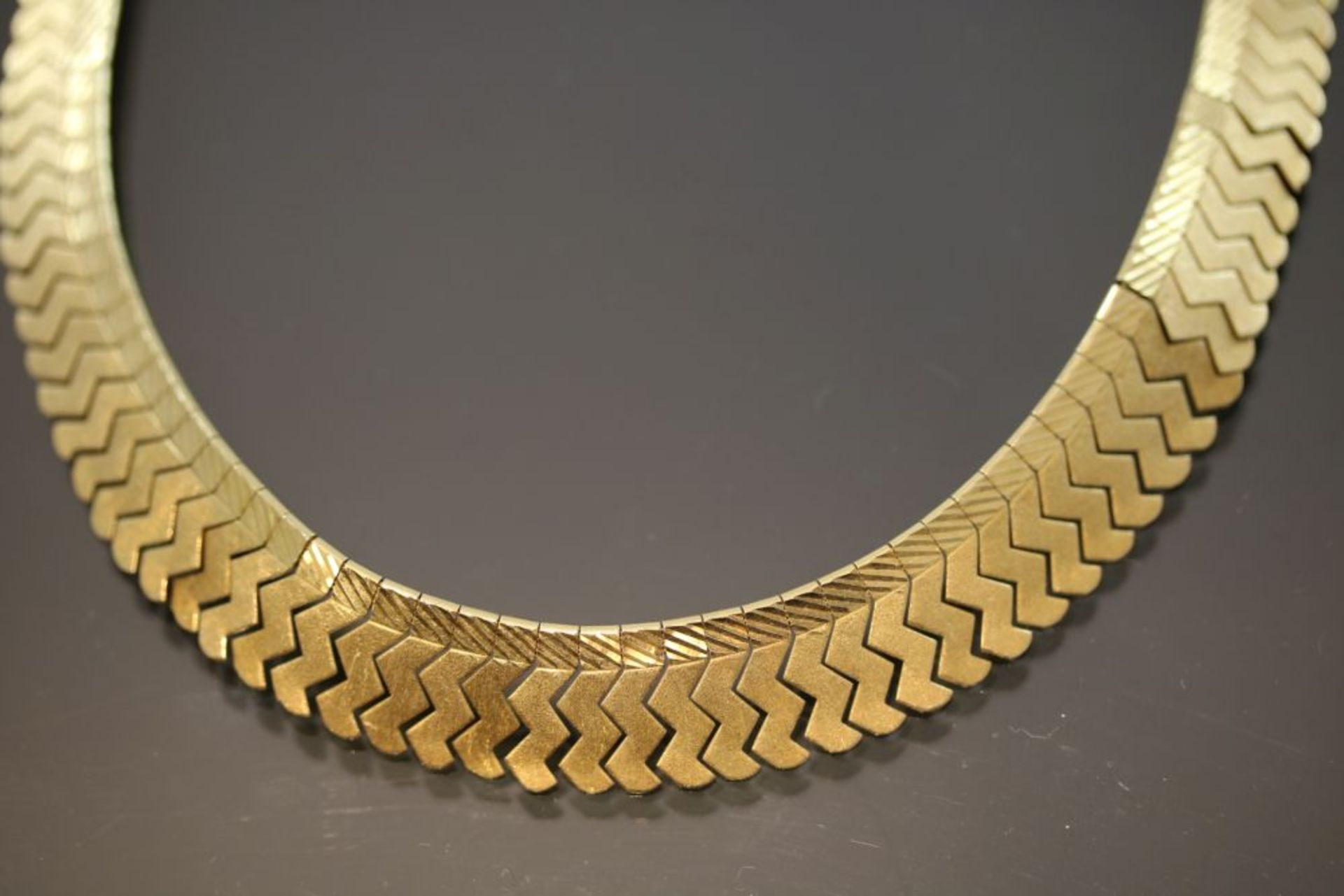 Gold-Collier, 750 Gold