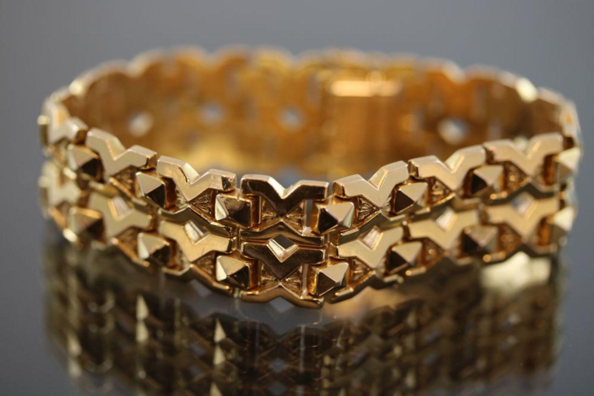 Gold-Amband, 750 Gold