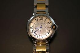 Ballon Bleu-Cartier-Uhr