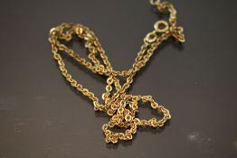 Goldkette, 750 Gold