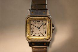 Cartier-Uhr