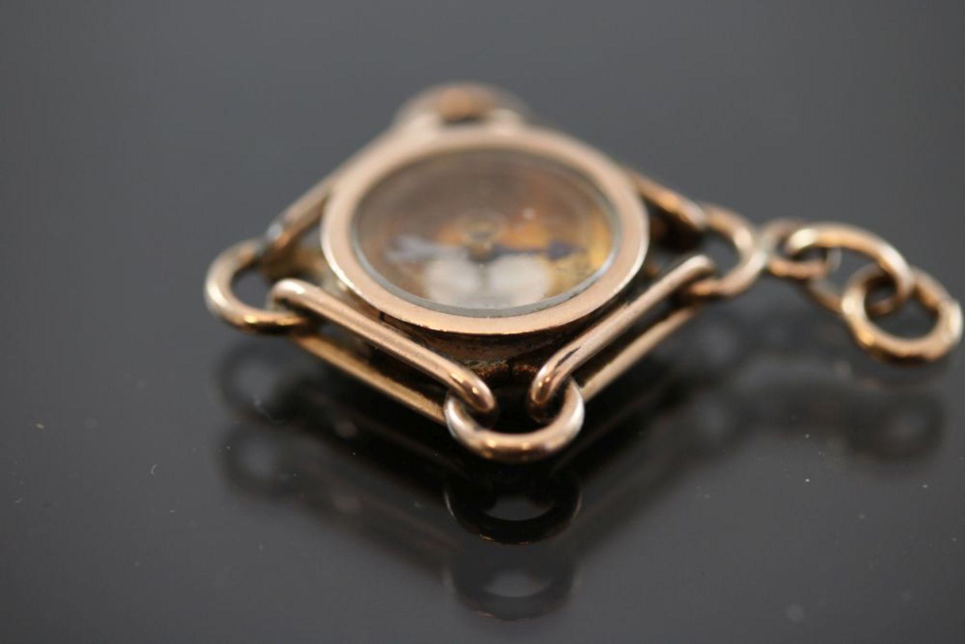 Kompass, 333 Gold - Bild 3 aus 3