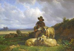 Eberle, Robert (1815 Meersburg am Bodensee - 1860 Eberfing b. München)<