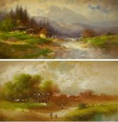 Eichhorn, Gustav (1857 Bad Aibling - 1926 Wasserburg/Inn)