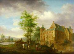 Cort, Hendrik Frans de (1742 Antwerpen - 1810 London)