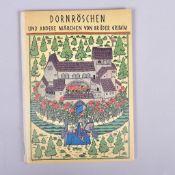 """""""Dornröschen und andere Märchen der Gebr. Grimm"""", Abel & Müller Verlag Leipz., 1927, mit tw."""