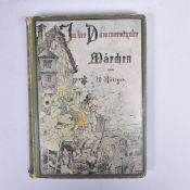 """""""In der Dämmerstunde"""" Märchen v. M. Rüdiger, Verlag v. Alexander Köhler Dresden/Leipzig, illustr.von"""