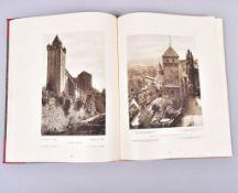 """""""Deutschland- Baukunst und Landschaft"""" K. Hielscher, Verlag E. Wasmuth A.-G.Berlin, 1924 mit"""