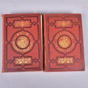 """"""" Der Kaufmann zu allen Zeiten"""" oder ein Buch berühmter Kaufleute, von Franz Otto, 1. und 2."""