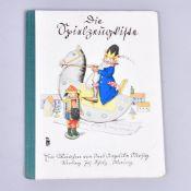Die Spielzeugkiste, ein Märchen von Ina Angelika Mosig, Verlag Josef Scholz/Mainz, um 1935, guter