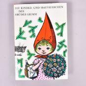 Kinder-und Hausmärchen der Brüder Grimm, Kinderbuchverlag Berlin 1982, Illustration Werner Klemke,