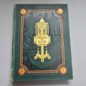 """""""Hellas und Rom"""", J. von Falke, Verl. W.Spemann Stuttgart, Eine Culturgeschichte des classischen"""