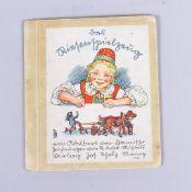 Das Riesenspielzeug, Adalbert von Chamisso, Verlag Josef Scholz/Mainz, um 1938, leichte
