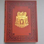 """""""Aus Altrömischer Zeit"""" Culturbilder von Theodor Simons, Illust. Alexander Wagner, Prachtausgabe"""