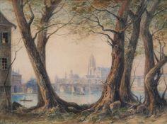 MORGENSTERN, Friedrich Ernst.
