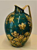 "Rosenthal Vase "" Goldrausch "" ca. 29cm"