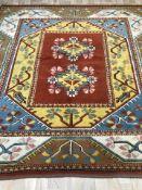 KarsGröße: 198 x 188 cm Provinz: Türkei