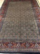 MoudGröße: 310 x 205 cm Provinz: Iran