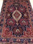SaroughGröße: 210 x 140 cm Provinz: Iran