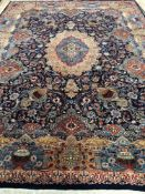 KaschmarGröße: 387 x 298 cm Provinz: Iran