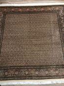 TäbrisGröße 202 x 197 cm Provinz: Iran