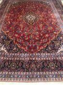 KeschanGröße: 410 x 300 cm Provinz: Iran