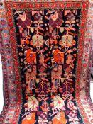 HerizGröße: 394 x 140 cm Provinz: Iran