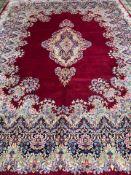 KirmanGröße: 373 x 280 cm Provinz: Iran