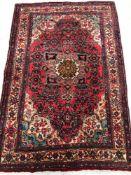 BidjarGröße: 157 x 105 cm Provinz: Iran
