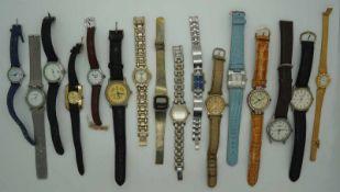 1 Konv. Armband-/Taschenuhren
