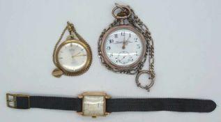1 Armbanduhr BEHA