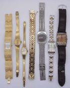1 Konv. Armbanduhren/Modeschmuckz.T. verg. Gsp.
