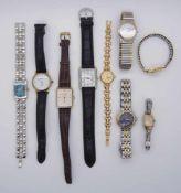 1 Konv. Armbanduhrenmin. GG 14ct.
