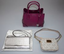 3 Handtaschen MICHAEL KORS z.T.