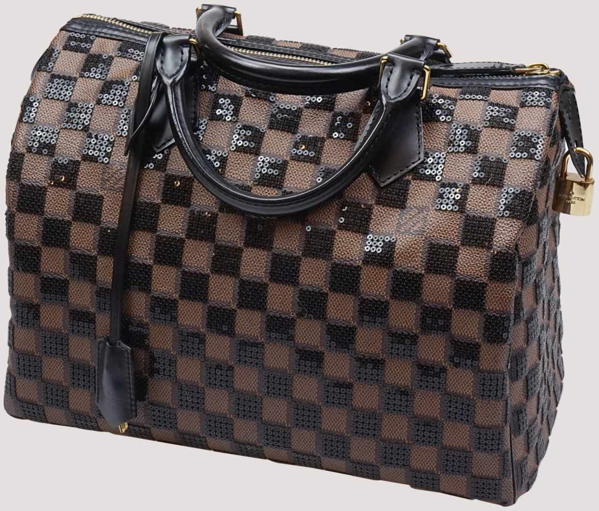 "1 Handtasche LOUIS VUITTON ""Speedy"" - Image 2 of 3"