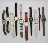 1 Konv. Armbanduhren verschieden Gsp.