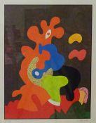 Otmar Alt, r.u.handsig., dat. 1971