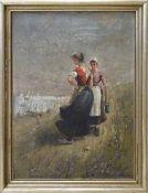 German Grobe, l.u.sig., dat. 1898