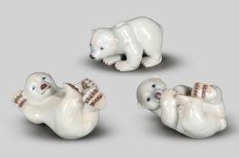 Drei Figuren, Bing & Groendahl