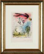 Marc Chagall, r.u.handsig.