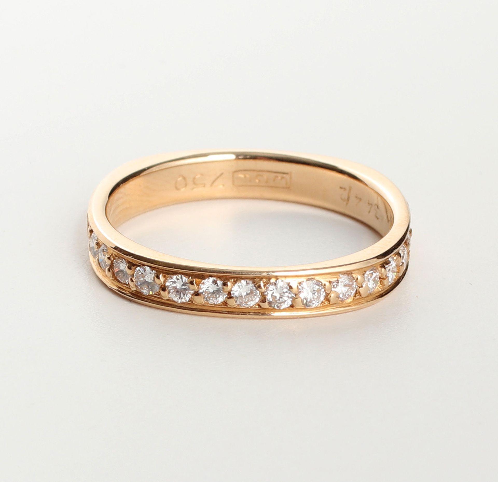 Ring, 750 Roségold