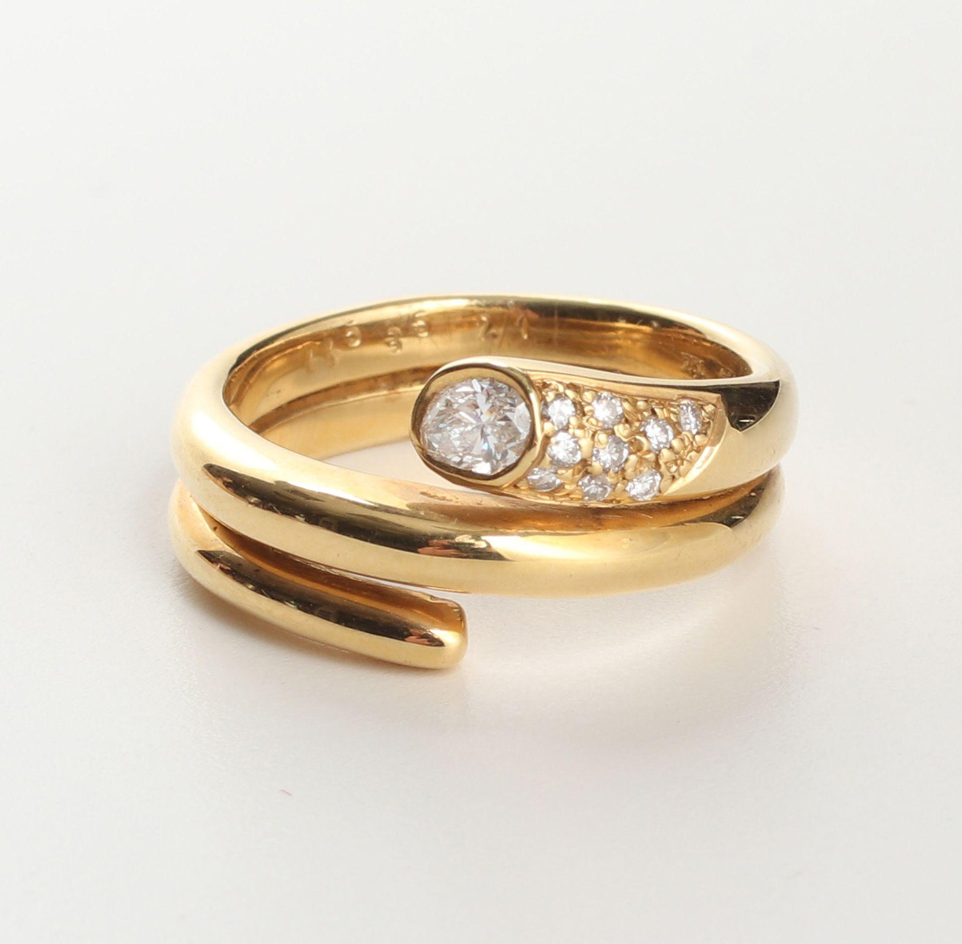 Ring, 750 GG