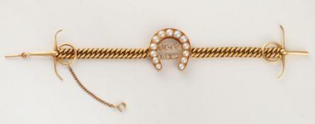 Armband, Ende 19. Jh.