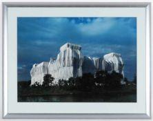 Christo und Jeanne-Claude, l.u.handsig.Gabrowo 1935 - 2020 New York bzw. Casablanca 1935 -