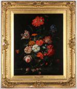 Unbekannter Künstler, 20.Jh.nach niederländischem Meister des 17.Jh., 'Blumenbouquet mit