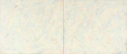 Jaap Berghuis, verso sig., dat. 1976Smilde 1945 - 2005 Amsterdam, 'Untitled', Acryl/Lwd., 6