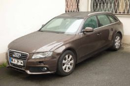 Audi A4 Avant, EZ 07/2011, Automatic abgelesener Kilometerstand: 98.358 km, Diesel, EURO 5,